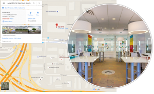 Professional Google Street View 360 Virtual Tour of Your Business